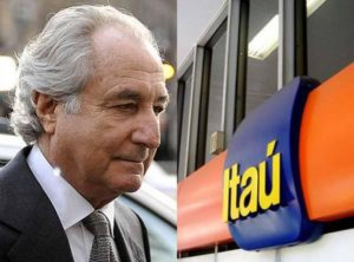 Caso Madoff leva Itaú à Justiça nos EUA por US$ 77 mi