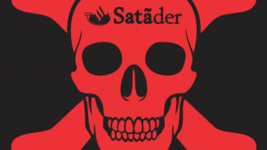 Funcionário do Santander sofre infarto e morre, devido a pressão