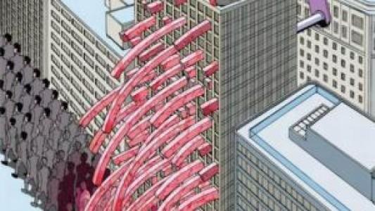 Agências do HSBC paralisadas em Santos, nesta sexta