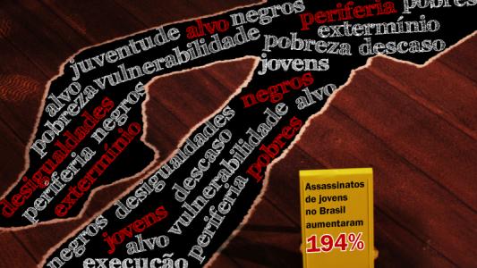 Extermínio de jovens no Brasil é denunciado à ONU