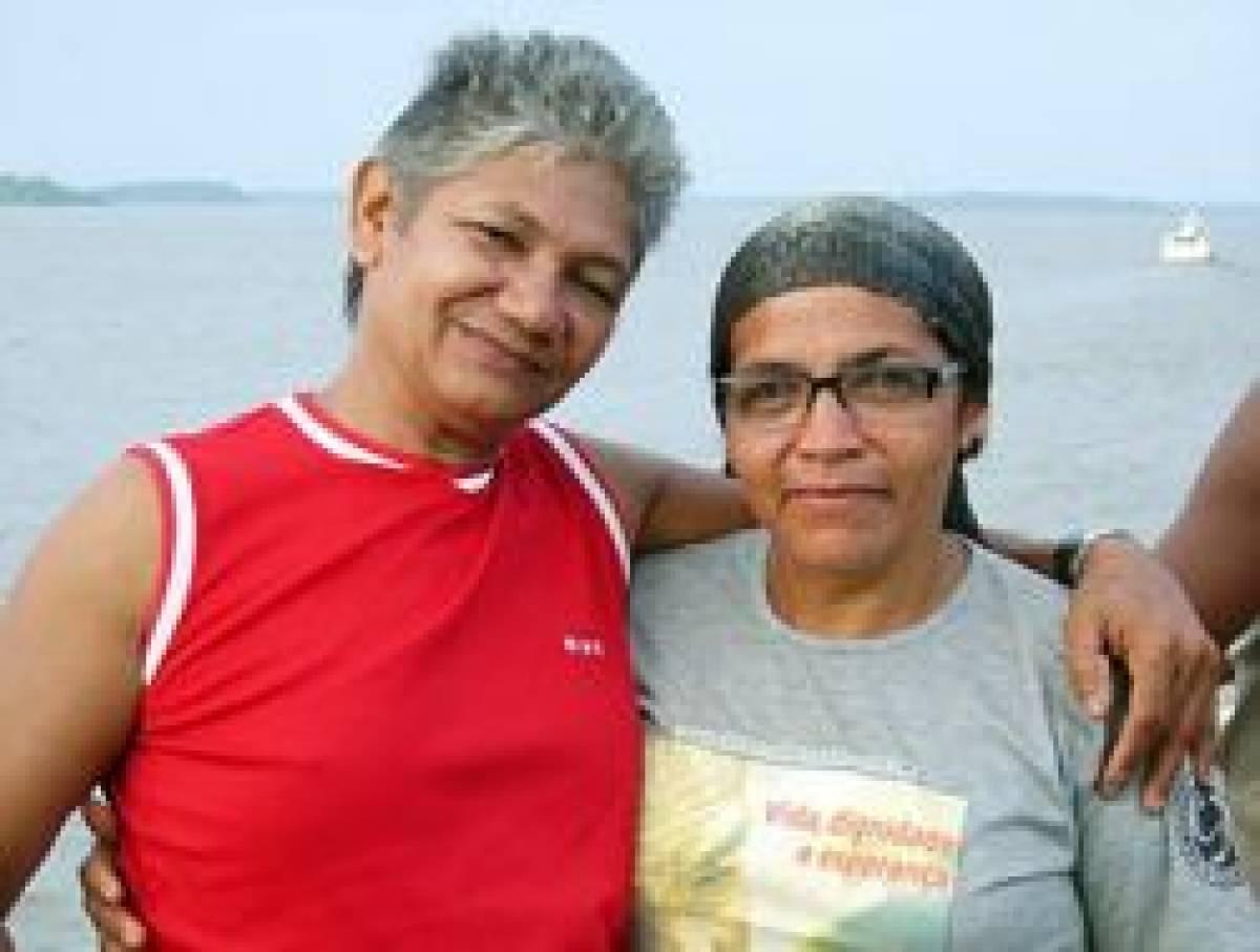 Nota de solidariedade e repúdio - assassinato do casal do Pará