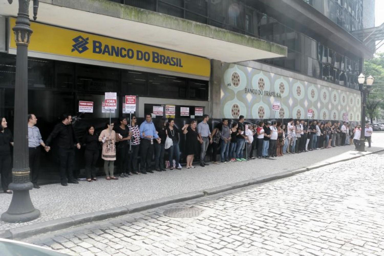BB: funcionários resistirão contra a reestruturação