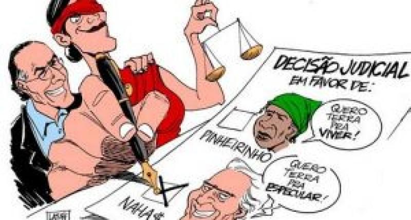 União investiga origem da escritura de Pinheirinho