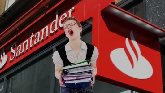 As tramoias do Santander para não pagar a variável