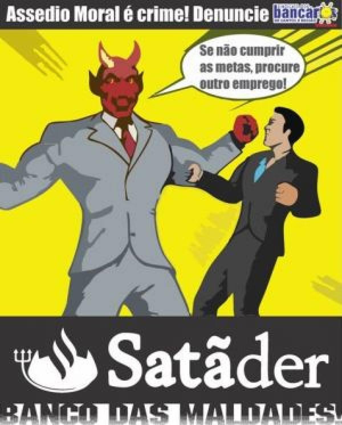 Santander abusa ao terceirizar preposto para homologar demissões
