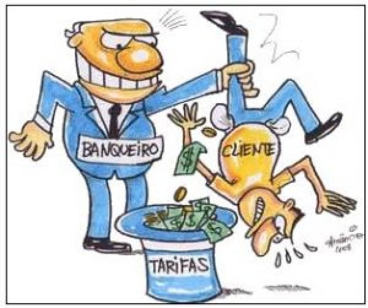 Em três anos, tarifas avulsas dos bancos ficam, em média, 20% mais caras