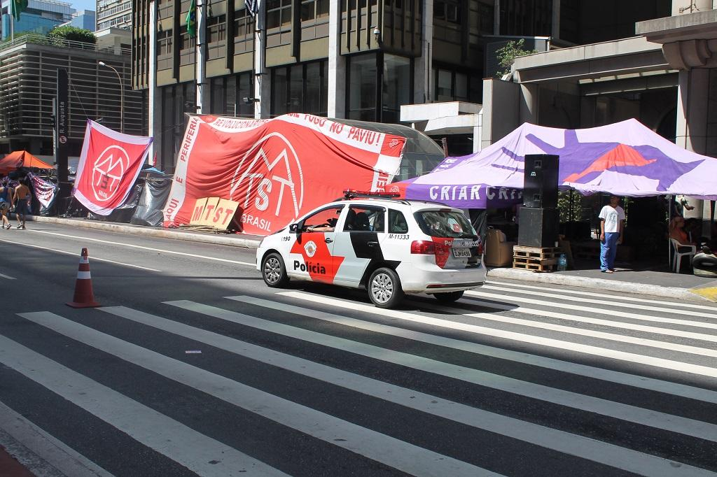 Nem tudo está perdido: as MULHERES do MTST na Paulista