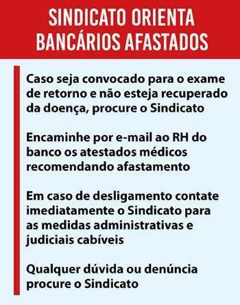 Santander demite Bancária com perícia agendada no INSS