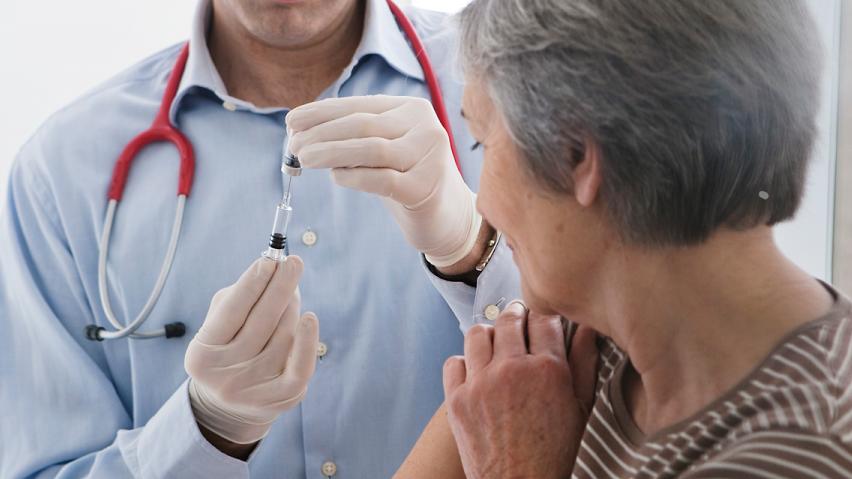 Campanha nacional de vacinação contra a gripe começa hoje