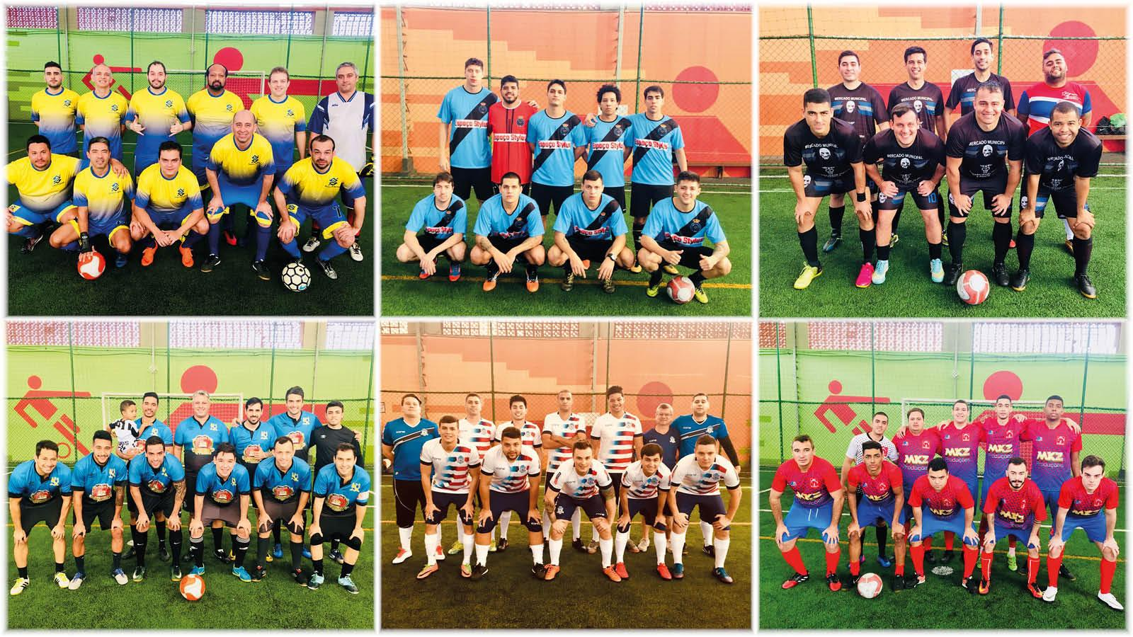 7º Campeonato de Futebol Soçaite começa carregado de gols