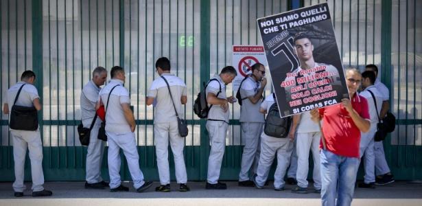 Trabalhadores Italianos anunciam greve para os dias 15, 16 e 17 de julho