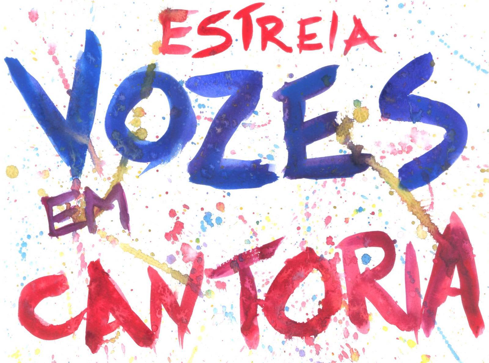 Grupo Vozes apresenta novo repertório dia 20/7