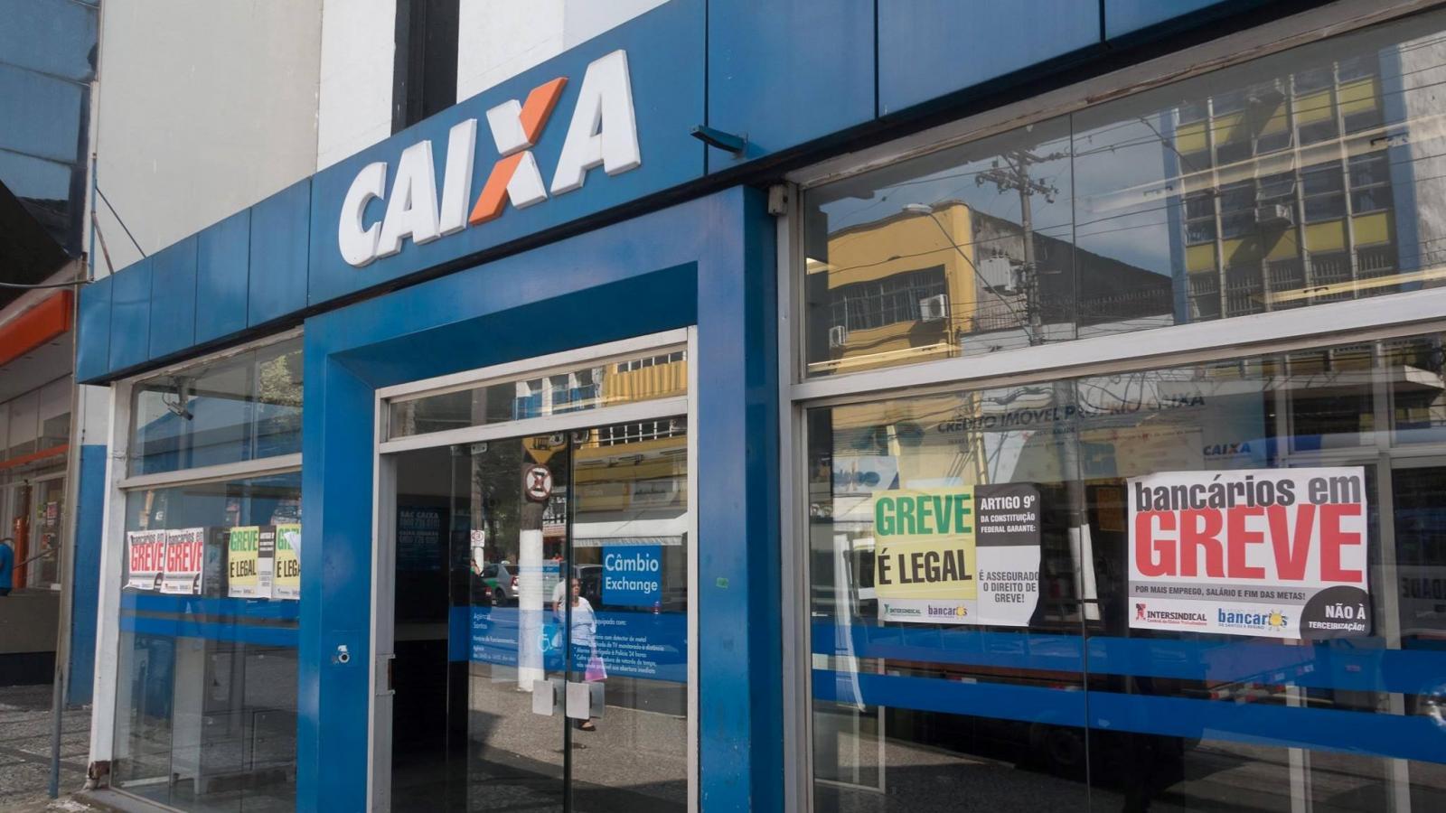 Caixa não apresenta propostas para reivindicações dos empregados