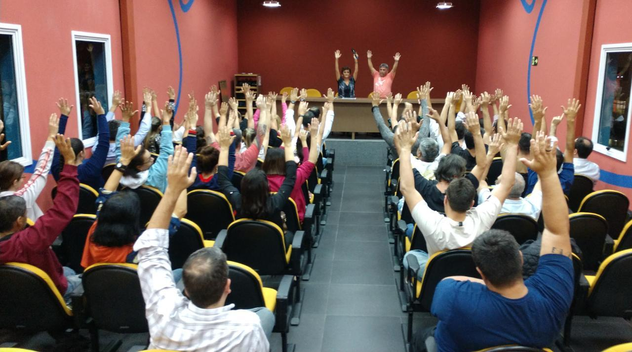 Devolução do Sindicato de duas mensalidades é aprovada por associados