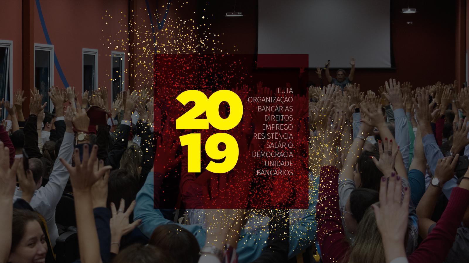 Mensagem de Natal e Ano Novo 2018-2019