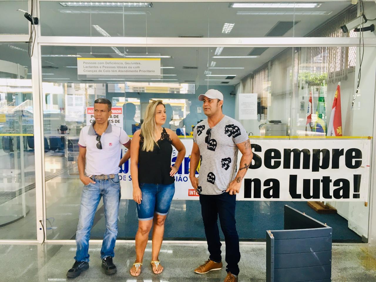 Agência do BB em São Vicente é fechada por problemas de refrigeração