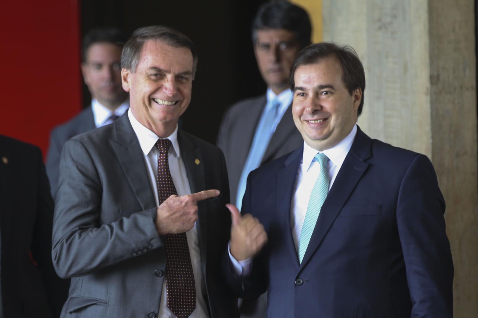 Saiba quem é Rodrigo Maia: três investigações por corrupção no STF [SEEB  Santos e Região]