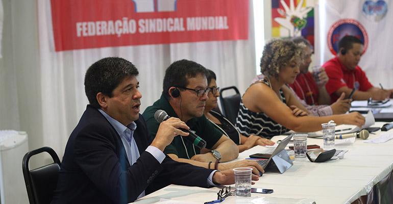 'As mudanças só ocorrerão nas ruas, não no STF!', diz Hugo de Melo