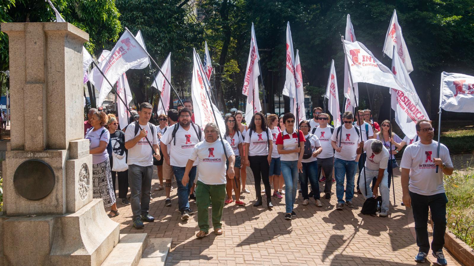 1º de Maio Unificado das Centrais Sindicais