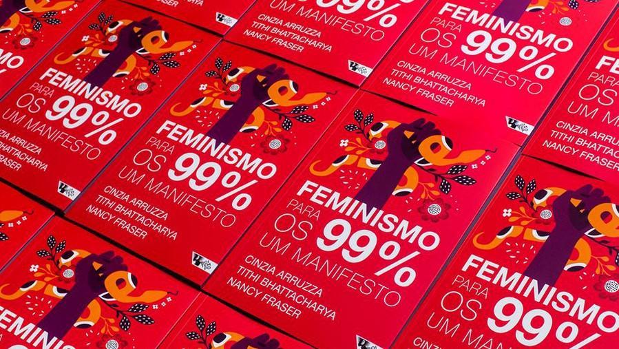 Feminismo para os 99%: lançamento do livro em Santos