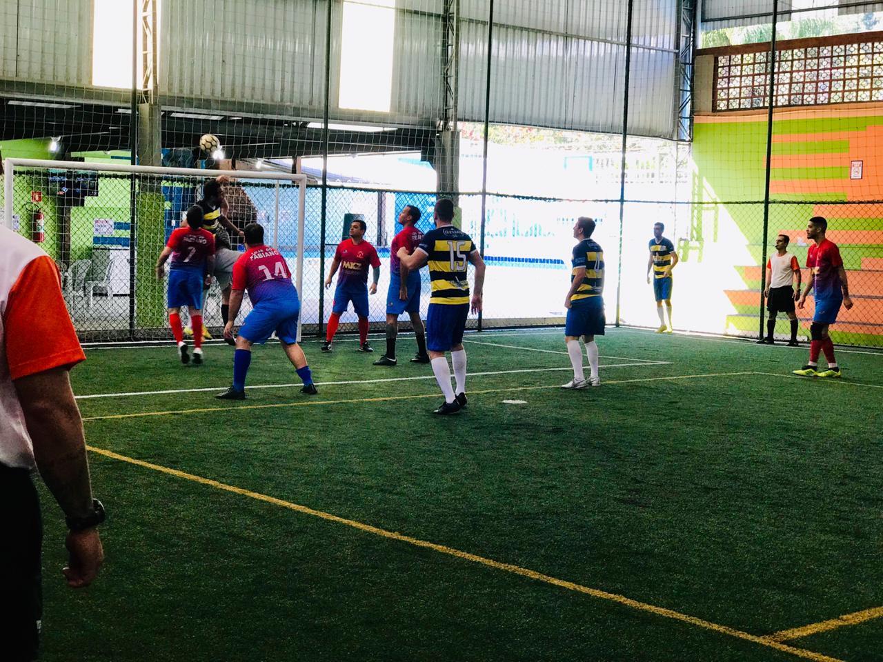 8º Torneio Soçaite avança no Complexo Esportivo dos bancários