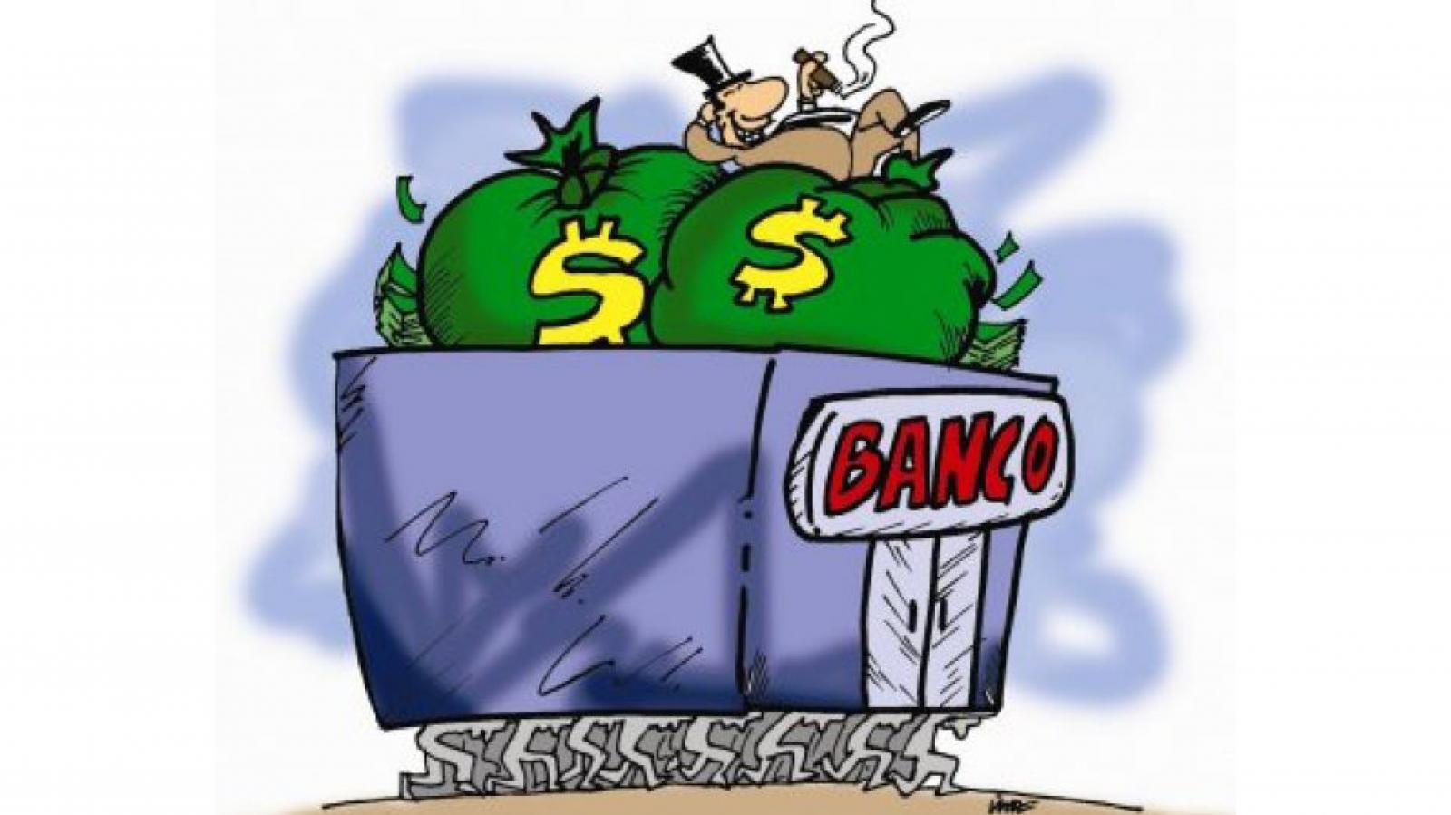 Lucro de 4 bancos cresce 21% e setor segue fora de sintonia com o Brasil