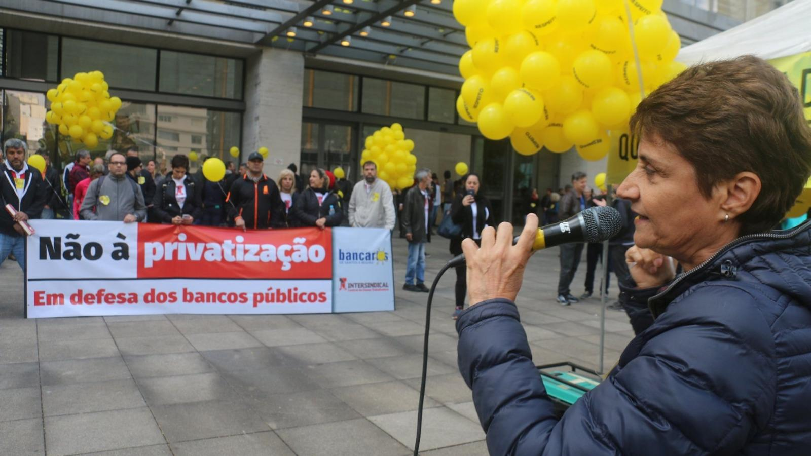 Banco do Brasil começa privatização disfarçada com parceria com o suíço UBS