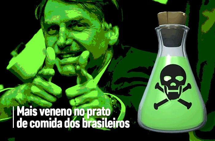 Liberação de veneno é a maior da história do país
