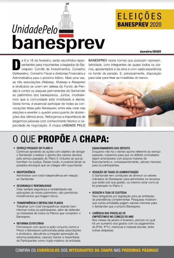 Eleições do Banesprev terminam amanhã (18); Não deixe para a última hora