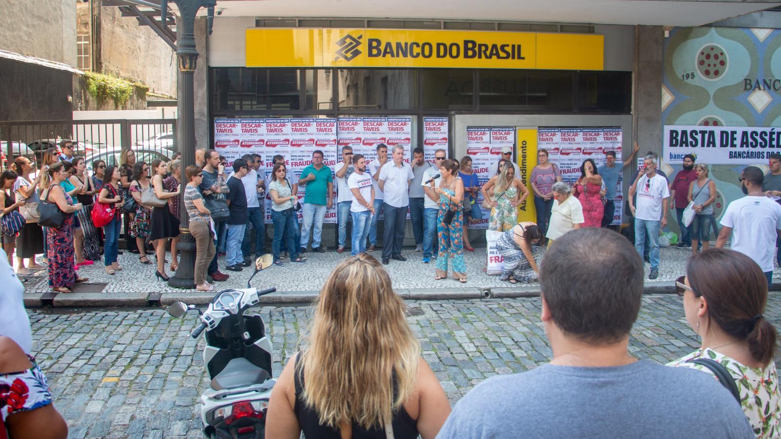 Inscrição para Delegado Sindical do Banco do Brasil 2020-2021