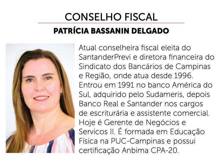 Candidata apoiada pelo Sindicato vence eleição do SantanderPrevi