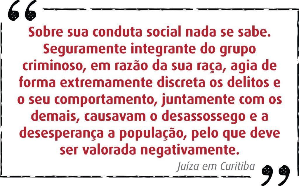 Racismo no Judiciário reflete senso comum e 'imaginário' brasileiro