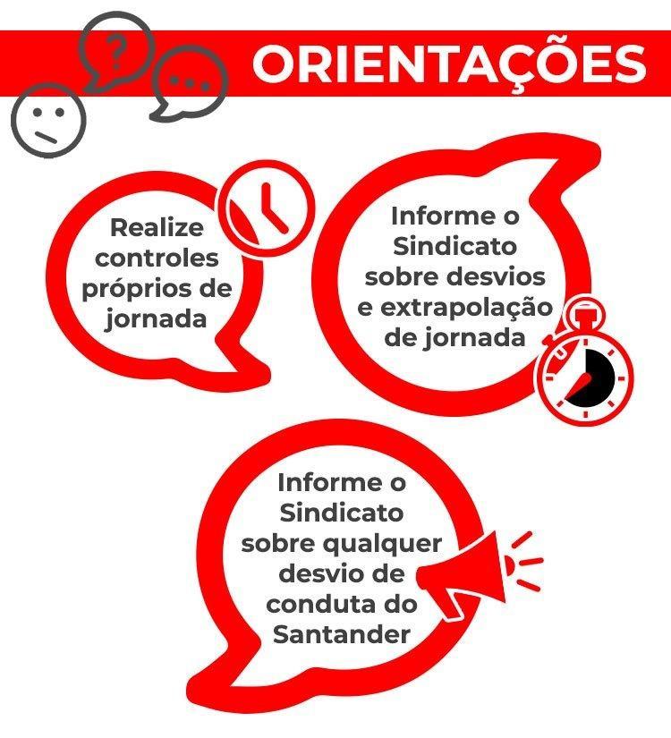 Santander retira controle de jornada dos gerentes de atendimento e supervisores