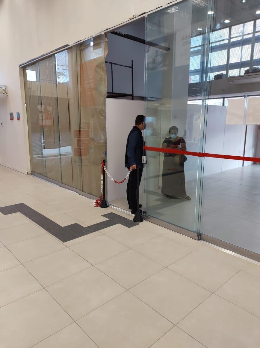 Santander e Sindicato reiniciam luta pelas portas giratórias