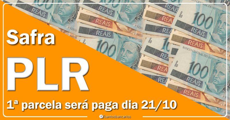 Bancários do Safra recebem PLR no dia 21